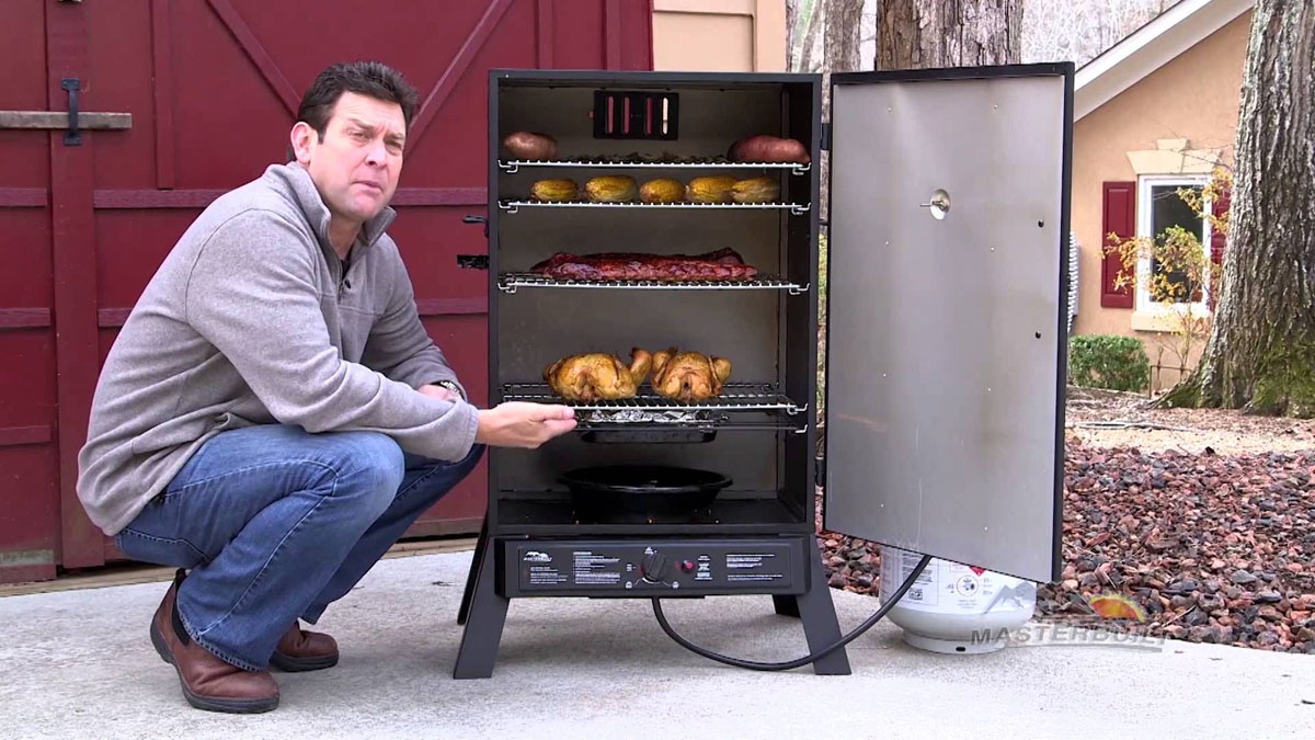 Masterbuilt 20070910 30-Inch Electric Smoker Review