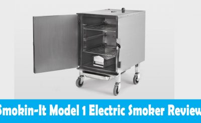 Smokin-It Model 1 Electric Smoker Review