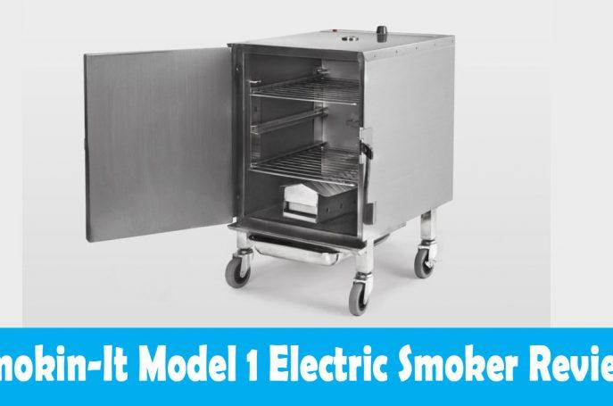 Smokin-It Model 1 Electric Smoker Review