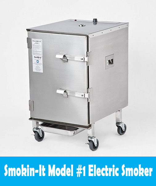 Smokin-It Model #1 Electric Smoker