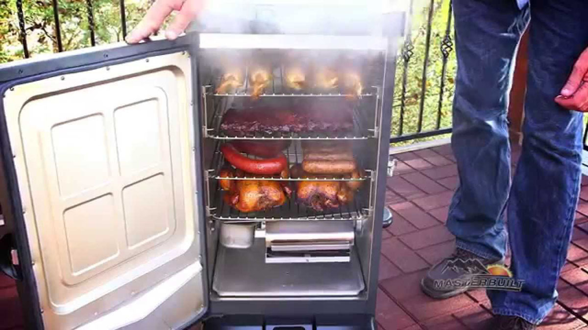 MasterBuilt Electric Smokers Buyers Guide