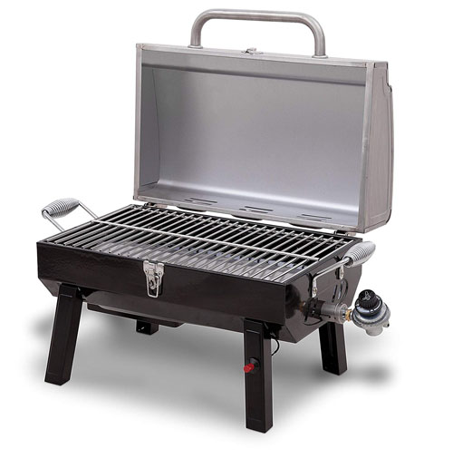 Char-Broil Stainless Steel Gas Tabletop Grill Review